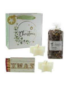 Herboristeria Geschenk-Tasche Christmas Style - 1 Set