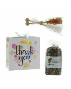 "Herboristeria Midi-Geschenktasche ""Thank you"""