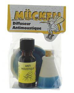 Herboristeria Antimoustique Diffuseur - Verdunster mit 20ml Oel