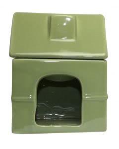 Herboristeria Duftlampe Haus - grün Nr. 36