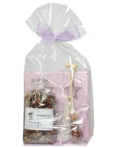 Herboristeria Christmas Tee mit Servietten und Kandiszucker