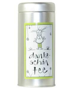 Herboristeria Dankeschön-Tee in Aludose mit Kunst-Etikette - 70g