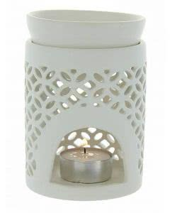 Herboristeria Duftlampe Retro Nr. 3 weiss