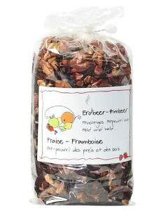 Herboristeria Genuss-Tee Erdbeer-Himbeer - 135g