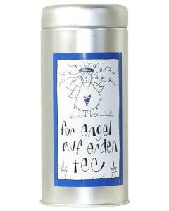 Herboristeria Für-Engel-Auf-Erden-Tee in Aludose mit Kunst-Etikette - 70g