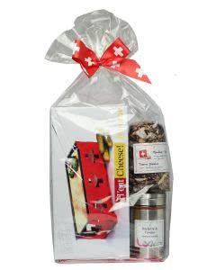 Herboristeria Geschenkset mit Fondue-Tee