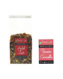 Herboristeria Früchtetee Apfel Zimt - 90 g