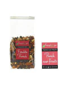 Herboristeria Früchtetee Früchte-Punsch - 90 g