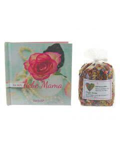 Herboristeria Geschenk Büechli mit Tee - Für dich Mama