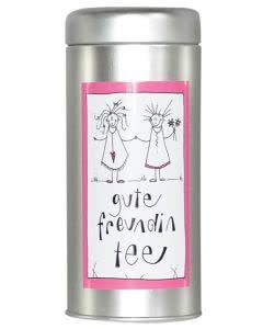 Herboristeria Gute-Freundin-Tee in Aludose mit Kunst-Etikette