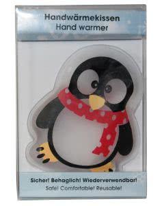 Herboristeria Hand- und TaschenWärmer - Pinguin - mehrmals verwendbar