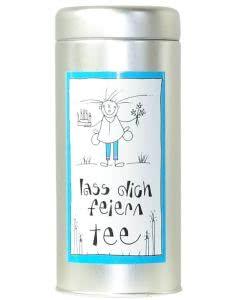 Herboristeria Lass-Dich-Feiern-Tee in Aludose mit Kunst-Etikette - 70g