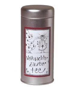 Herboristeria Christmas-Tea in Metalldose silber - 110g