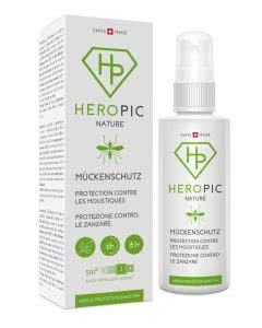 Heropic nature Mücken-Schutz Spray - 100 ml