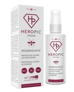 Heropic STRONG Mückenschutz Spray - 100 ml
