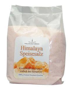 Himalaya Salzkristalle aus Pakistan - Kristallsalz - 1kg