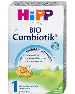 Hipp 1 bio Combiotik Säuglingsmilch - 800g