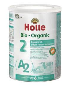 Holle A2 Bio-Folgemilch 2 - 800 g