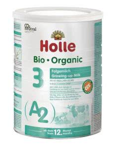 Holle A2 Bio-Folgemilch 3 - 800 g