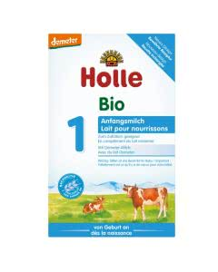Holle Anfangsmilch 1 Bio - 400 g