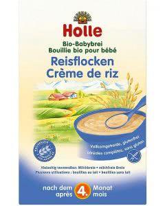 Holle Babybrei Reisflocken Bio - 250 g