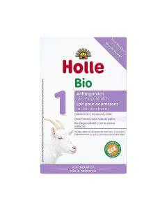 Holle Bio-Anfangsmilch 1 Ziegenmilch - 400g