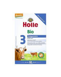 Holle Bio-Folgemilch 3 - 600g