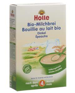 Holle Milchbrei Dinkel Bio - 250 g