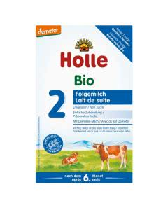 Holle Folgemilch 2 Bio - ab 6 Monaten - 600 g