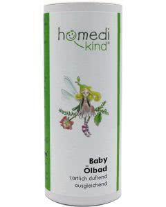 Homedi Kind Babybadeöl - 100ml