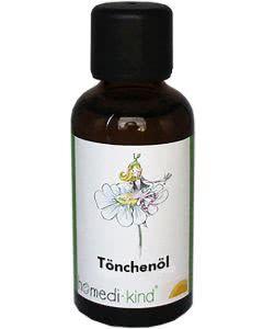 Homedi Kind Tönchenöl Bäuchleinöl - 50ml