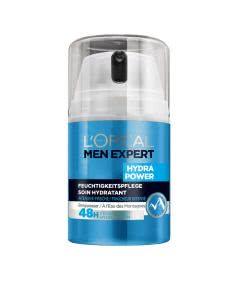 L'Oréal Men Expert Hydra Power Feuchtigkeitspflege 48h - 50 ml