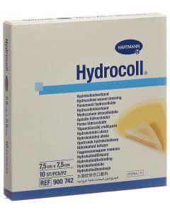 Hydrocoll Hydocolloid Verb - 10 Stk. à 7.5cm x 7.5cm