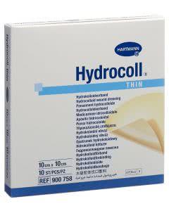 Hydrocoll thin Hydocolloid Verb - 10 Stk. à 10cm x 10cm