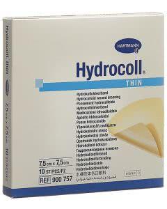 Hydrocoll thin Hydocolloid Verb - 10 Stk. à 7.5cm x 7.5cm