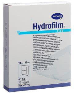 Hydrofilm Plus wasserdichter Transparentverband - 25 Stk. à 10cm x 12cm