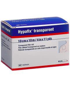 Hypafix transparent Abdeckfolie unsteril - 10cm x 10m