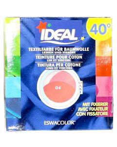 Ideal (Eswacolor) Kleiderfarben MAXI  Color No.04 fuchsia für 400 - 800g Stoff