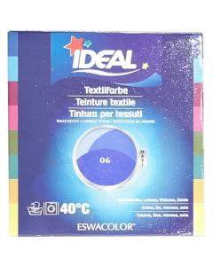 Ideal (Eswacolor) Kleiderfarben MAXI  Color No.06 königsblau für 400 - 800g Stoff