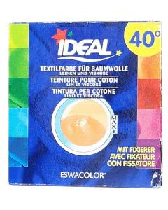 Ideal (Eswacolor) Kleiderfarben MAXI  Color No.22 gold für 400 - 800g Stoff