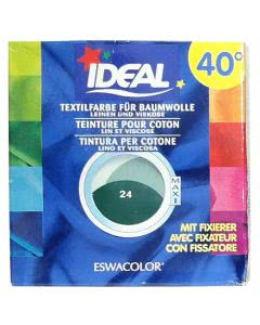 Ideal (Eswacolor) Kleiderfarben MAXI  Color No.24 tanne für 400 - 800g Stoff