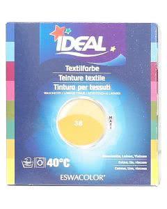 Ideal (Eswacolor) Kleiderfarben MAXI  Color No.38 mandarine für 400 - 800g Stoff