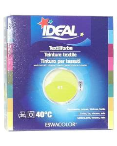 Ideal (Eswacolor) Kleiderfarben MAXI  Color No.41 anisgrün für 400 - 800g Stoff