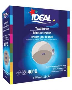 Ideal (Eswacolor) Kleiderfarben MAXI Color No.68 taupe für 400 - 800g Stoff