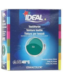 Ideal (Eswacolor) Kleiderfarben MAXI  Color No.72 smaragdgrün für 400 - 800g Stoff