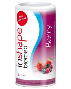 InShape Biomed - Mahlzeit zur Gewichtskontrolle - Berry - 420g