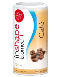 InShape Biomed - Mahlzeit zur Gewichtskontrolle - Café - 420g