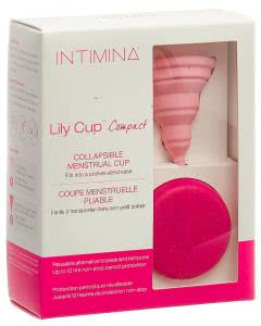 Intimina Lily Cup Compact (Menstruationstasse) Grösse A - 20ml