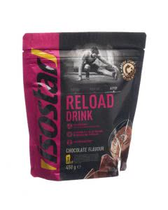 Isostar Reload After Sport Drink Schokolade - 450g