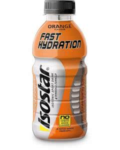 Isostar Hydrate + Perform Orange PET - 500ml